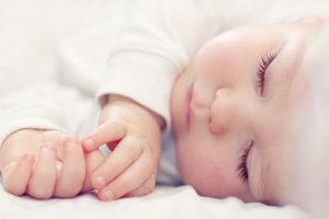 faar din baby nok maelkesyre