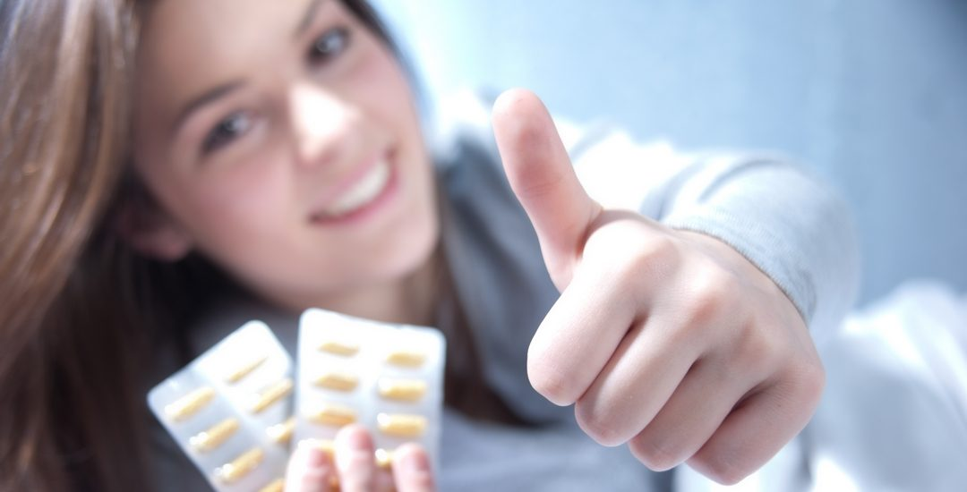 Mælkesyrebakterier er vigtige efter antibiotika-kur